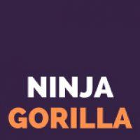 Ninja Gorilla Logo